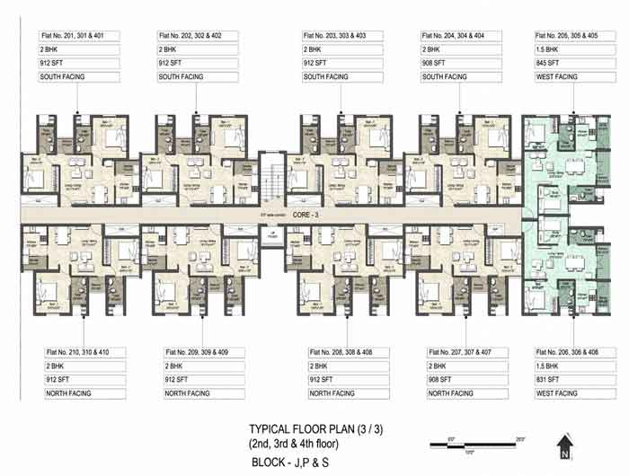 Typical Floor Plan(3-3)2
