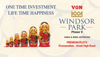 VGN: Leading Property Developers in Chennai | Premium